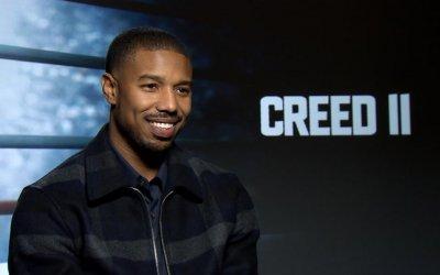 Intervista a Michael B. Jordan su Creed II