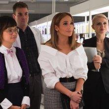 Ricomincio da me: Jennifer Lopez durante una scena del film