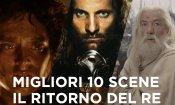 Il Signore degli Anelli - il ritorno del Re: le migliori 10 scene del film in un video