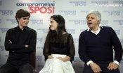 Compromessi sposi: intervista a Lorenzo Zurzolo, Grace Ambrose e Dino Abbrescia