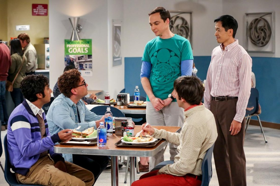 The Big Bang Theory Stagione 12 10