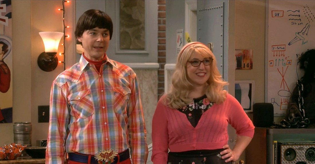 The Big Bang Theory Stagione 12 12