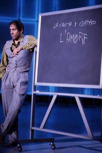 Adriano Celentano Fantastico 1987
