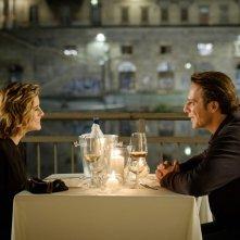 Non Mentire: Alessandro Preziosi e Greta Scarano in una scena