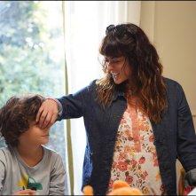 10 Giorni senza Mamma: il cast in una scena