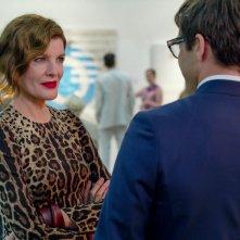 Velvet Buzzsaw: una scena con Rene Russo