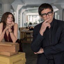 Velvet Buzzsaw: Jake Gyllenhaal e Rene Russo in una scena