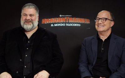 """Dragon Trainer 3, Intervista al regista: """"Quando due draghi si innamorano, tutto diventa pericoloso"""""""