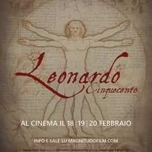 Locandina di Leonardo - Cinquecento