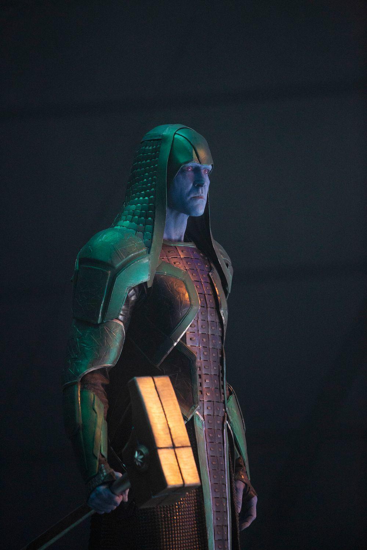 Captain Marvel Ronan Lee Pace