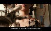 Alita  Angelo Della Battaglia - Rosa Salazar -Keean Johnson