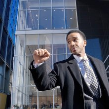 High FLying Bird: André Holland in un momento del film