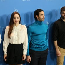 Berlino 2019: regista e cast al photocall di The Kindness of Strangers