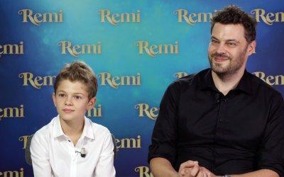"""Remi, intervista a Maleaume Paquin,: """"Per realizzare i propri sogni bisogna crederci"""""""
