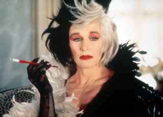 101 Dalmatians Glenn Close