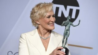 Glenn Close Sag Award