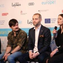 Berlino: Asling Franciosi parla alla presentazione dell'European Shooting Stars