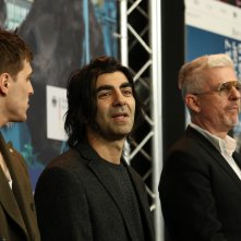 Berlino 2019: uno scatto di Fatih Akin alla conferenza di The Golden Glove