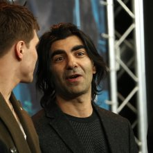 Berlino 2019: un primo piano di Fatih Akin alla conferenza di The Golden Glove