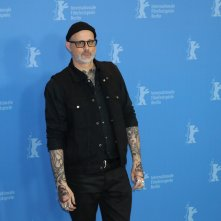Berlino 2019: Denis Côté al photocall di Ghost Town Anthology