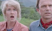 """Jurassic Park, la """"reunion"""" di Laura Dern e Sam Neill"""
