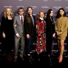 Hanna: il cast durante il photcall del Festival di Berlino