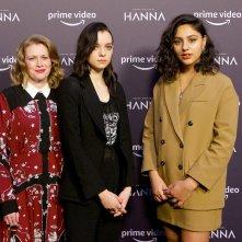 Hanna: Esme Creed-Miles e il cast durante il photcall del Festival di Berlino