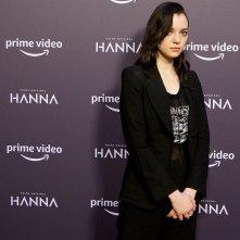 Hanna: Esme Creed-Miles durante il photcall del Festival di Berlino