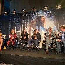 Hanna: il cast durante la conferenza stampa al festival di Berlino