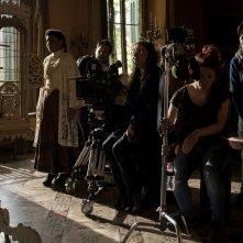 Elisa & Marcela: un momento sul set del film