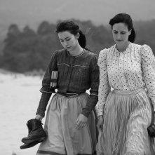 Elisa & Marcela: una scena del film