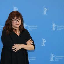 Berlino 2019: Isabel Coixet al photocall di Elisa & Marcela