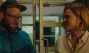 Long Shot: Charlize Theron e Seth Rogen si innamorano nel primo trailer