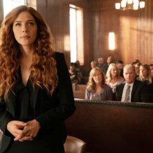 Proven Innocent: Rachelle Lefevre in aula di tribunale