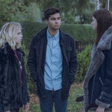 Quicksand: un'immagine della prima stagione della serie tratta dal romanzo omonimo