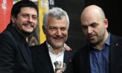 Berlino 2019:  Roberto Saviano e gli altri premiati, le dichiarazioni