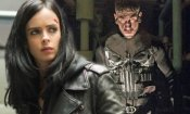 Jessica Jones e The Punisher: Netflix cancella le serie