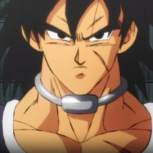 Dragon Ball Super: Broly - Il Film: una scena del film animato