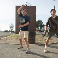 Paddleton: Mark Duplass insieme a Ray Romano in una scena