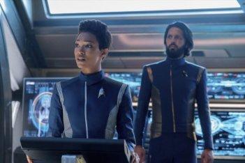 Stark Trek Discovery The Sounds Of Thunder 8