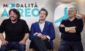 """Modalità Aereo: intervista a Paolo Ruffini e Lillo:  """"Ci candidiamo come nuovi Batman e Due Facce"""""""