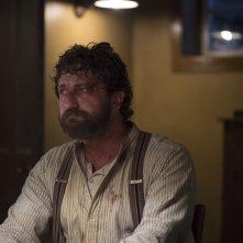 The Vanishing - Il mistero del faro: Gerard Butler in una scena del film
