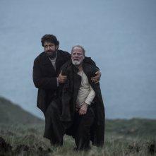 The Vanishing - Il mistero del faro: Gerard Butler e Peter Mullan in una scena