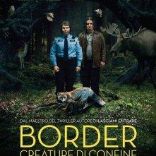 Locandina di Border: Creature di confine