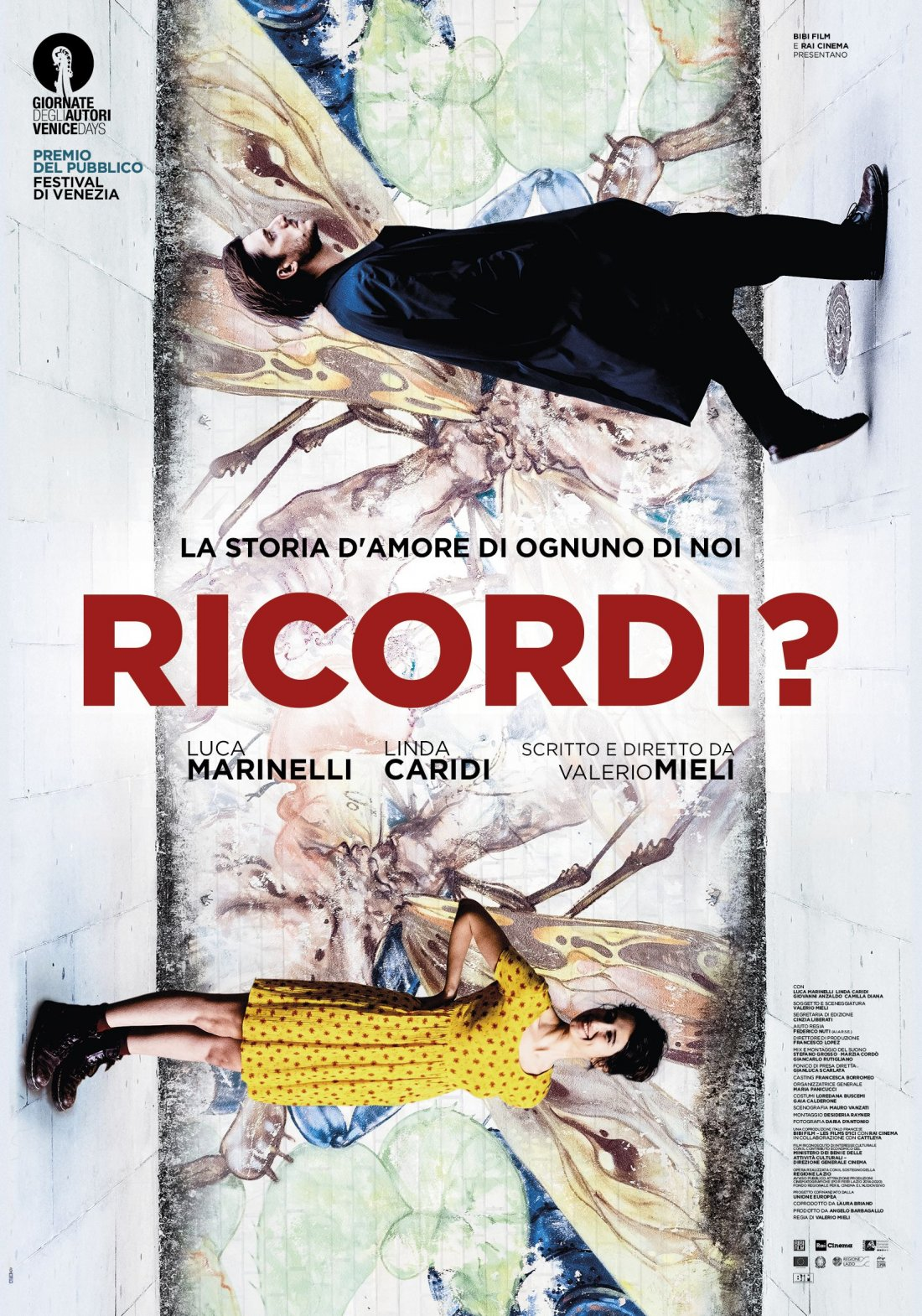 Ricordi Poster