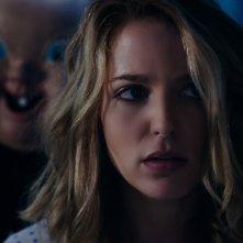 Ancora auguri per la tua morte: Jessica Rothe e il killer misterioso in una scena