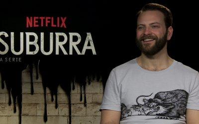 """Suburra 2, intervista ad Alessandro Borghi sulla serie Netflix: """"Tutti vogliono Aureliano"""""""