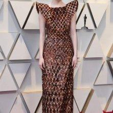 Oscar 2019: Emma Stone sul red carpet