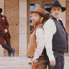 Il miglior regalo: una sequenza del film western