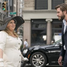 Non è romantico?: Rebel Wilson e  Liam Hemsworth in una scena